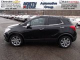 2013 Carbon Black Metallic Buick Encore Leather AWD #77819522