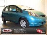 2013 Blue Raspberry Metallic Honda Fit  #77819220