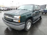 2005 Chevrolet Silverado 1500 LT Crew Cab 4x4 Data, Info and Specs