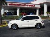 2007 Cool Vanilla White Chrysler PT Cruiser  #776655