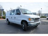 Ford E Series Van 2002 Data, Info and Specs