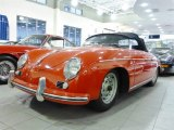 1956 Porsche 356 1500 S Speedster