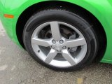2010 Chevrolet Camaro LT Coupe Synergy Special Edition Wheel