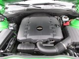 2010 Chevrolet Camaro LT Coupe Synergy Special Edition 3.6 Liter SIDI DOHC 24-Valve VVT V6 Engine