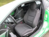 2010 Chevrolet Camaro LT Coupe Synergy Special Edition Front Seat