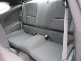 2010 Chevrolet Camaro LT Coupe Synergy Special Edition Rear Seat
