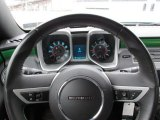 2010 Chevrolet Camaro LT Coupe Synergy Special Edition Steering Wheel