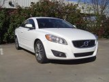 2011 Ice White Volvo C70 T5 #77820092