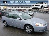 2006 Glacier Blue Metallic Chevrolet Impala LS #77820088
