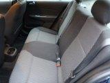 2010 Chevrolet Cobalt LT Sedan Rear Seat