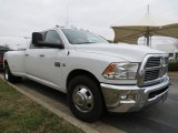 2010 Dodge Ram 3500 Big Horn Edition Crew Cab Dually Front 3/4 View