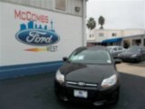 2013 Tuxedo Black Ford Focus S Sedan #77819322
