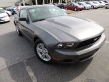 2011 Sterling Gray Metallic Ford Mustang V6 Coupe #77819630