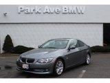 2012 Space Grey Metallic BMW 3 Series 328i Coupe #77819316