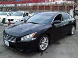 2010 Nissan Maxima 3.5 S Data, Info and Specs