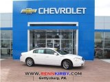 2006 White Gold Flash Tricoat Buick Lucerne CXS #77819762