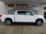 2013 Super White Toyota Tundra Limited CrewMax 4x4 #77819297