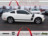2007 Performance White Ford Mustang GT Premium Coupe #77819278