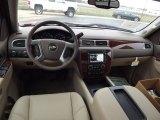2013 Chevrolet Silverado 1500 LTZ Crew Cab 4x4 Dashboard