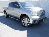 2013 Silver Sky Metallic Toyota Tundra Texas Edition CrewMax #77819581