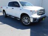 2013 Super White Toyota Tundra TSS CrewMax #77819580