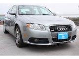 2008 Quartz Grey Metallic Audi A4 2.0T Special Edition Sedan #77820031