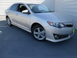 2013 Classic Silver Metallic Toyota Camry SE #77819574