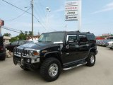 2006 Hummer H2 SUV Front 3/4 View