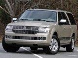 2007 Light French Silk Metallic Lincoln Navigator L Ultimate 4x4 #77892165