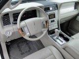 2007 Lincoln Navigator L Ultimate 4x4 Stone/Charcoal Interior