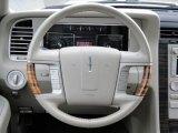 2007 Lincoln Navigator L Ultimate 4x4 Steering Wheel