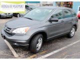 2011 Polished Metal Metallic Honda CR-V LX 4WD #77892135