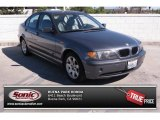 2003 Steel Grey Metallic BMW 3 Series 325i Sedan #77892162