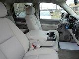 2013 Chevrolet Silverado 1500 LT Crew Cab 4x4 Light Titanium/Dark Titanium Interior