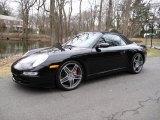 2008 Black Porsche 911 Carrera S Cabriolet #77892066