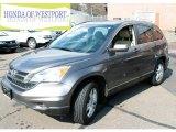 2010 Urban Titanium Metallic Honda CR-V EX-L AWD #77892125