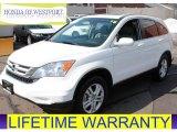 2011 Taffeta White Honda CR-V EX-L 4WD #77892124