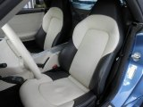 2006 Chrysler Crossfire Limited Roadster Front Seat