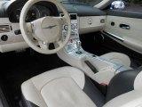 2006 Chrysler Crossfire Limited Roadster Dark Slate Gray/Vanilla Interior