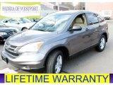 2011 Urban Titanium Metallic Honda CR-V EX 4WD #77892121