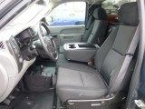 2011 Chevrolet Silverado 1500 Regular Cab 4x4 Front Seat
