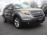 2013 Sterling Gray Metallic Ford Explorer Limited 4WD #77892308