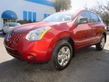 2009 Nissan Rogue S Data, Info and Specs