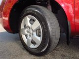 Nissan Rogue 2009 Wheels and Tires