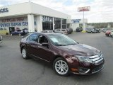 2011 Bordeaux Reserve Metallic Ford Fusion SEL #77892102