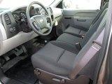 2013 Chevrolet Silverado 1500 LS Regular Cab 4x4 Dark Titanium Interior