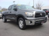 2011 Magnetic Gray Metallic Toyota Tundra TRD Double Cab #77892031