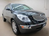 2008 Carbon Black Metallic Buick Enclave CXL #77891981