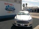 2013 Ingot Silver Metallic Ford Fusion SE 1.6 EcoBoost #77892081