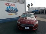 2013 Ruby Red Metallic Ford Fusion SE 1.6 EcoBoost #77892080